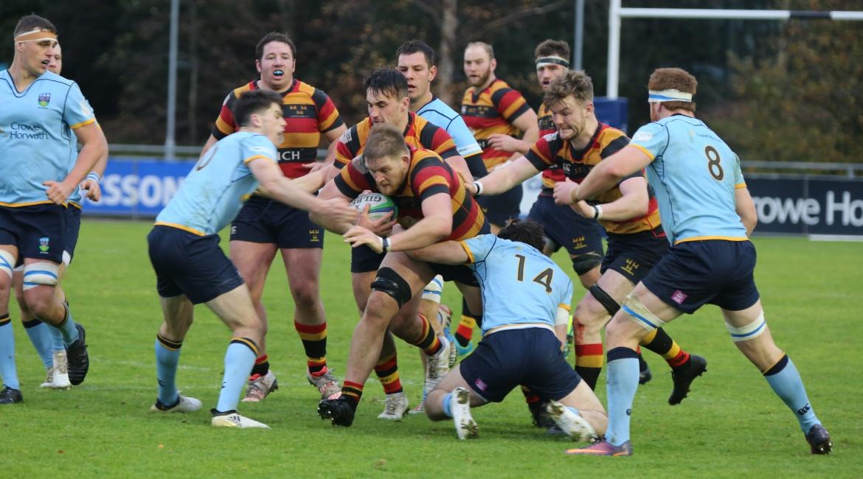 Lansdowne 1st v UCD