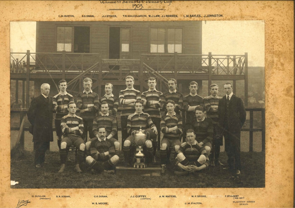 LFC Leinster Senior Cup 1903