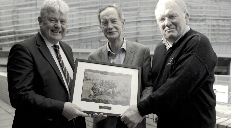 Dick Spring Honorary Life Membership Website