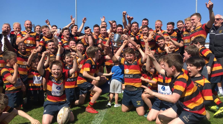 Lansdowne Bateman Cup Winners 23018