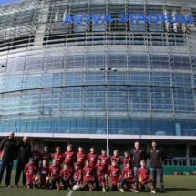 Lansdowne FC U11 v Caernarfon RFC Wales_1
