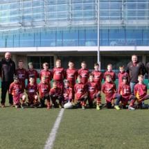 Lansdowne FC U11 v Caernarfon RFC Wales_2