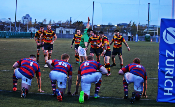 Dramatic Last Gasp Effort Sees Lansdowne Snatch Draw