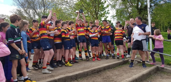 Lansdowne Lift The U14's Metropolitan Cup - Winners 2018