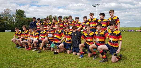 Lansdowne U14's Metropolitan Cup Winners 2018