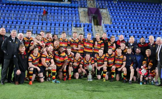 Lansdowne Leinster Cup Winners 2018