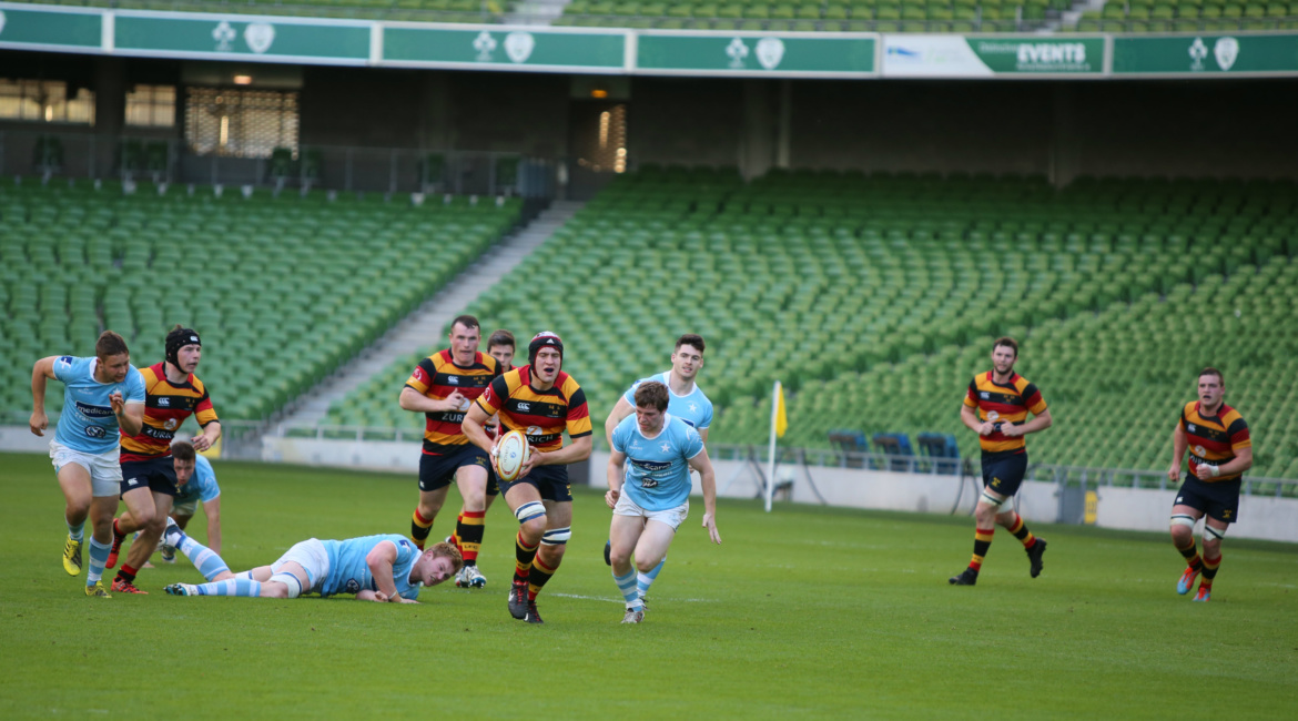 Valuable four points for Lansdowne in 17-10 victory over Garryowen