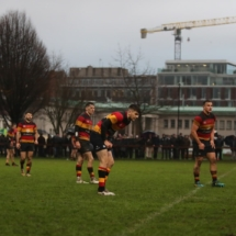 Lansdowne 1st XV v Dublin University 15th December 2018_16