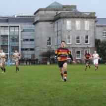 Lansdowne 1st XV v Dublin University 15th December 2018_19