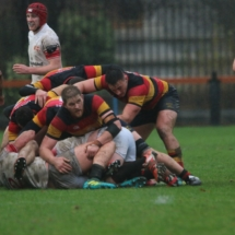 Lansdowne 1st XV v Dublin University 15th December 2018_28
