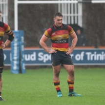 Lansdowne 1st XV v Dublin University 15th December 2018_30