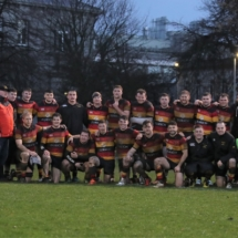 Lansdowne 1st XV v Dublin University 15th December 2018_40