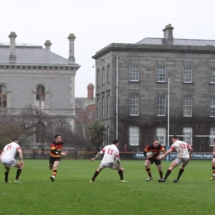 Lansdowne 1st XV v Dublin University 15th December 2018_7