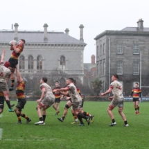 Lansdowne 1st XV v Dublin University 15th December 2018_9