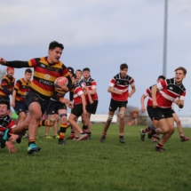Lansdowne FC U17 v Wicklow RFC Premier Division B Qualifier Dec 2nd 2018_10