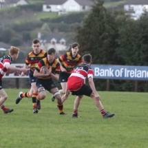 Lansdowne FC U17 v Wicklow RFC Premier Division B Qualifier Dec 2nd 2018_11