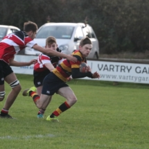 Lansdowne FC U17 v Wicklow RFC Premier Division B Qualifier Dec 2nd 2018_16