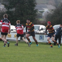 Lansdowne FC U17 v Wicklow RFC Premier Division B Qualifier Dec 2nd 2018_18
