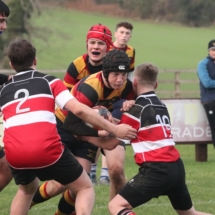 Lansdowne FC U17 v Wicklow RFC Premier Division B Qualifier Dec 2nd 2018_27