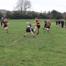 Lansdowne U17 v DLSP 6th January 2019_5