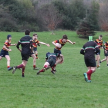 Lansdowne U17 v DLSP 6th January 2019_8