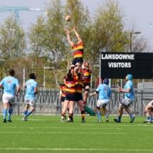 Lansdowne 1st XV v Garryowen 6th April 2019_11
