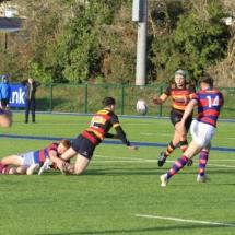 Leinster Rugby JP Fanagan (U20) – Premier 1 Round 8 Clontarf FC v Lansdowne FC_3