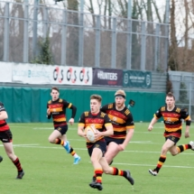 Lansdowne 1st XV v City of Armagh Bateman Cup 4th January 2020_17