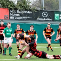Lansdowne 1st XV v City of Armagh Bateman Cup 4th January 2020_18