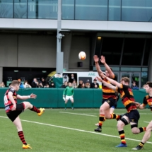 Lansdowne 1st XV v City of Armagh Bateman Cup 4th January 2020_28