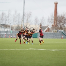 Lansdowne 1st XV v City of Armagh Bateman Cup 4th January 2020_29