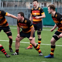 Lansdowne 1st XV v City of Armagh Bateman Cup 4th January 2020_30