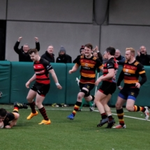 Lansdowne 1st XV v City of Armagh Bateman Cup 4th January 2020_33