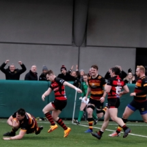 Lansdowne 1st XV v City of Armagh Bateman Cup 4th January 2020_34