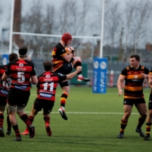 Lansdowne 1st XV v City of Armagh Bateman Cup 4th January 2020_37