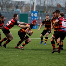 Lansdowne 1st XV v City of Armagh Bateman Cup 4th January 2020_38