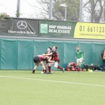 Lansdowne 1st XV v City of Armagh Bateman Cup 4th January 2020_4