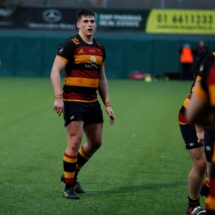 Lansdowne 1st XV v City of Armagh Bateman Cup 4th January 2020_42