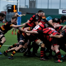 Lansdowne 1st XV v City of Armagh Bateman Cup 4th January 2020_43