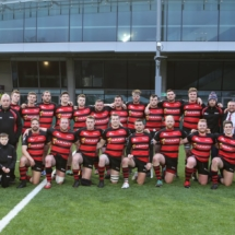 Lansdowne 1st XV v City of Armagh Bateman Cup 4th January 2020_46