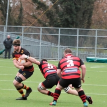 Lansdowne 1st XV v City of Armagh Bateman Cup 4th January 2020_6