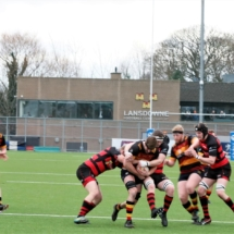 Lansdowne 1st XV v City of Armagh Bateman Cup 4th January 2020_8