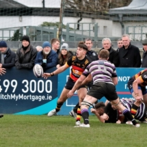 Lansdowne 1st XV v Terenure AIL 25th January 2020_5091