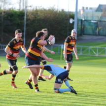 Lansdowne U20 v UCD John Craig Cup 20th January 2020_0762
