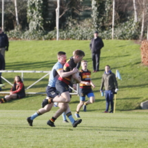 Lansdowne U20 v UCD Sr. John Craig Cup 19th January 2020_3473