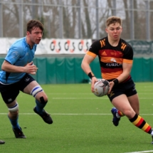 Lansdowne U20's Vs Barnhall JP Fanagan 26th January 2020_1