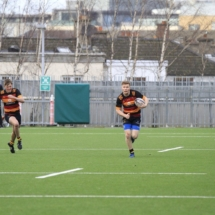 Lansdowne U20's Vs Barnhall JP Fanagan 26th January 2020_10