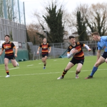 Lansdowne U20's Vs Barnhall JP Fanagan 26th January 2020_3