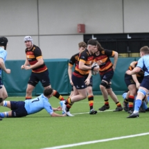 Lansdowne U20's Vs Barnhall JP Fanagan 26th January 2020_5