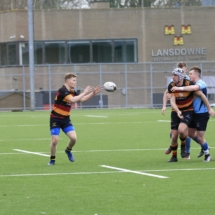 Lansdowne U20's Vs Barnhall JP Fanagan 26th January 2020_8